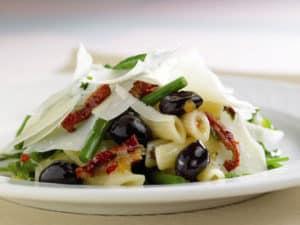 Italiaanse pasta salade